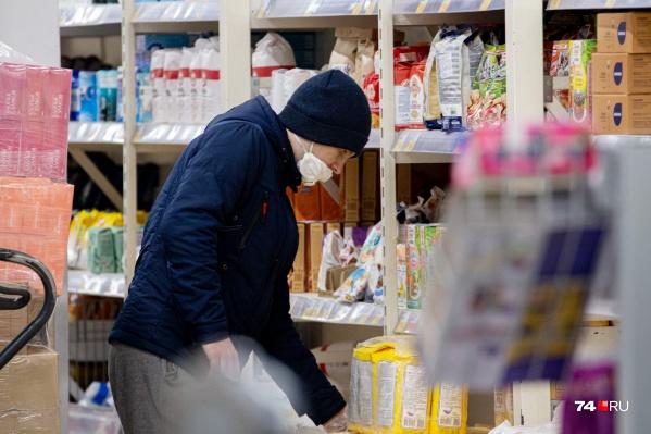 В Бурятии разрешили продолжить работу только продуктовым точкам, магазинам с товарами первой необходимости и салонам сотовой связи<br>