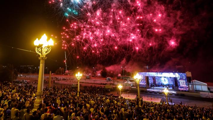 Открытие Александровского сада и онлайн-концерты: публикуем полную программу Дня города в Волгограде