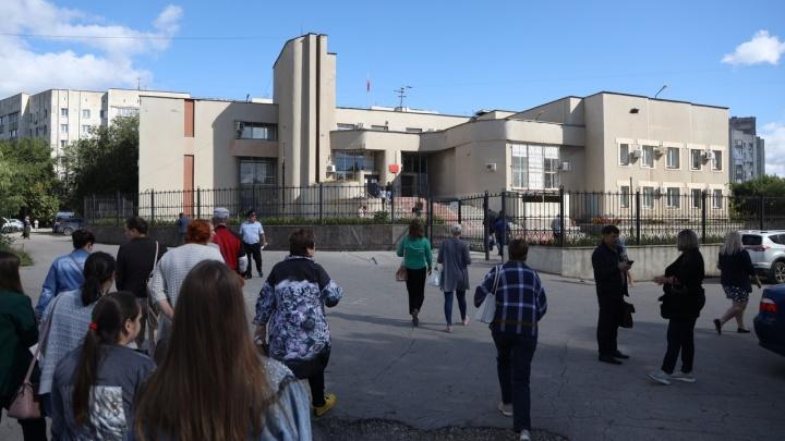 «Пришло письмо о бомбе»: в Самаре снова эвакуировали Советский районный суд