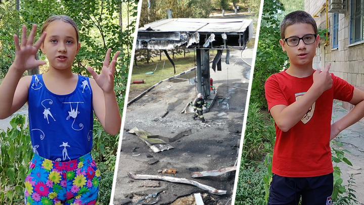 «У основания дома сразу же появились трещины»: волгоградцы рассказали о взрыве на АЗС и его последствиях