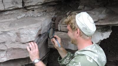 В Шалаболинской писанице нашли петроглифы бронзового века