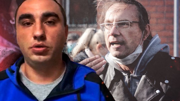 «Да, я его завалил, а тебе башку прострелю»: Арсен Мелконян угрожал соседям жестокой расправой
