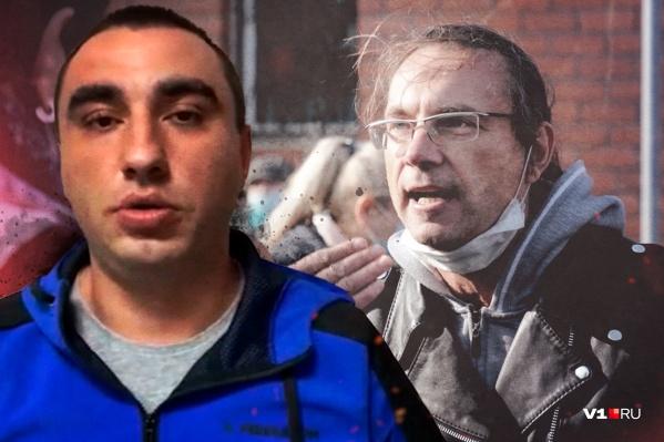 Олег 17 лет живет бок о бок с напавшим на Романа Гребенюка Арсеном Мелконяном