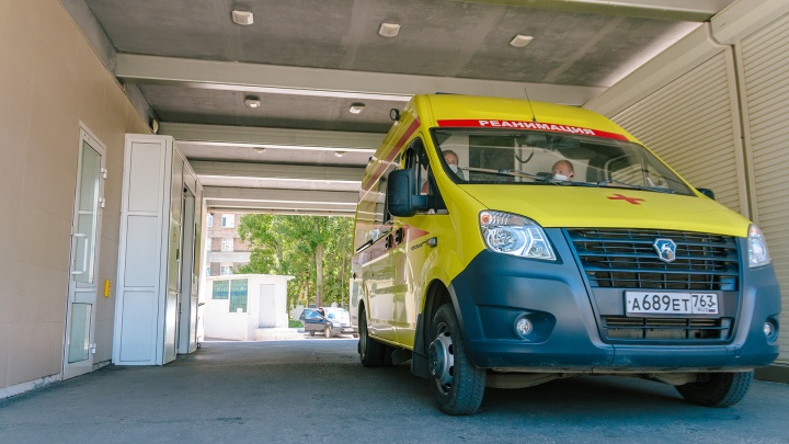 В Самарской области пациентов без COVID поделили между больницами