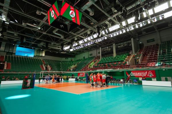 Новосибирск станет одним из городов России, в которых пройдутсостязания чемпионата мира по волейболу в 2022 году