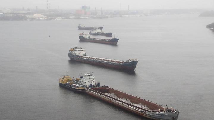 Росприроднадзор обвинил ярославский порт в неуплате штрафа за загрязнение Волги в Нижегородской области