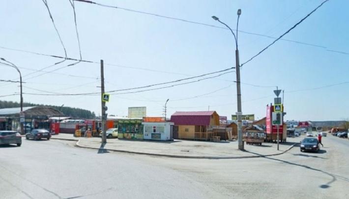 В Краснолесье построят пятиэтажный торгово-офисный центр и велодорожку к нему