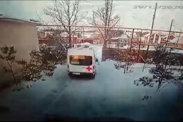 Машина после угона не пострадала