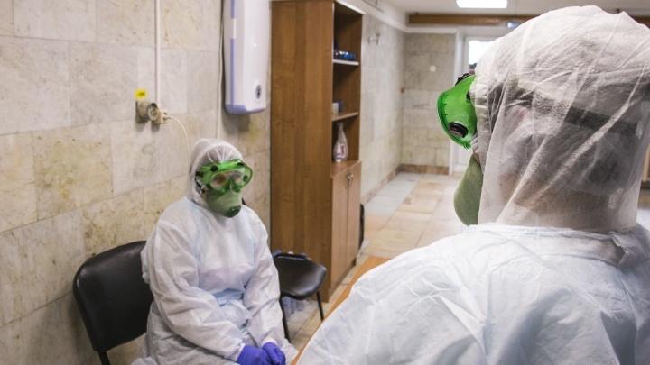 Один новый случай коронавируса в Архангельской области. Данные оперштаба России