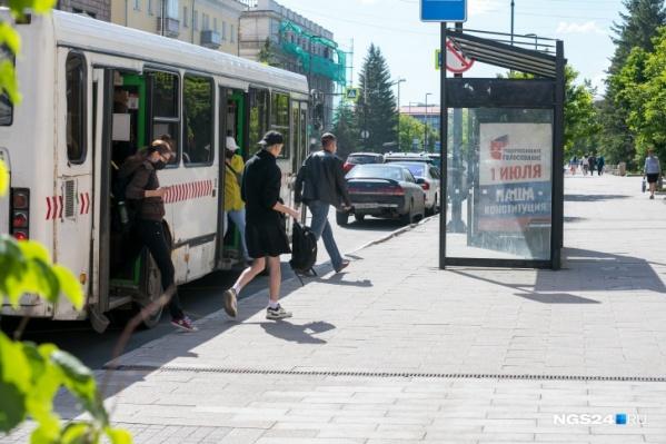 Скоро на линии начнут выходить все автобусы, которые есть в автопарках