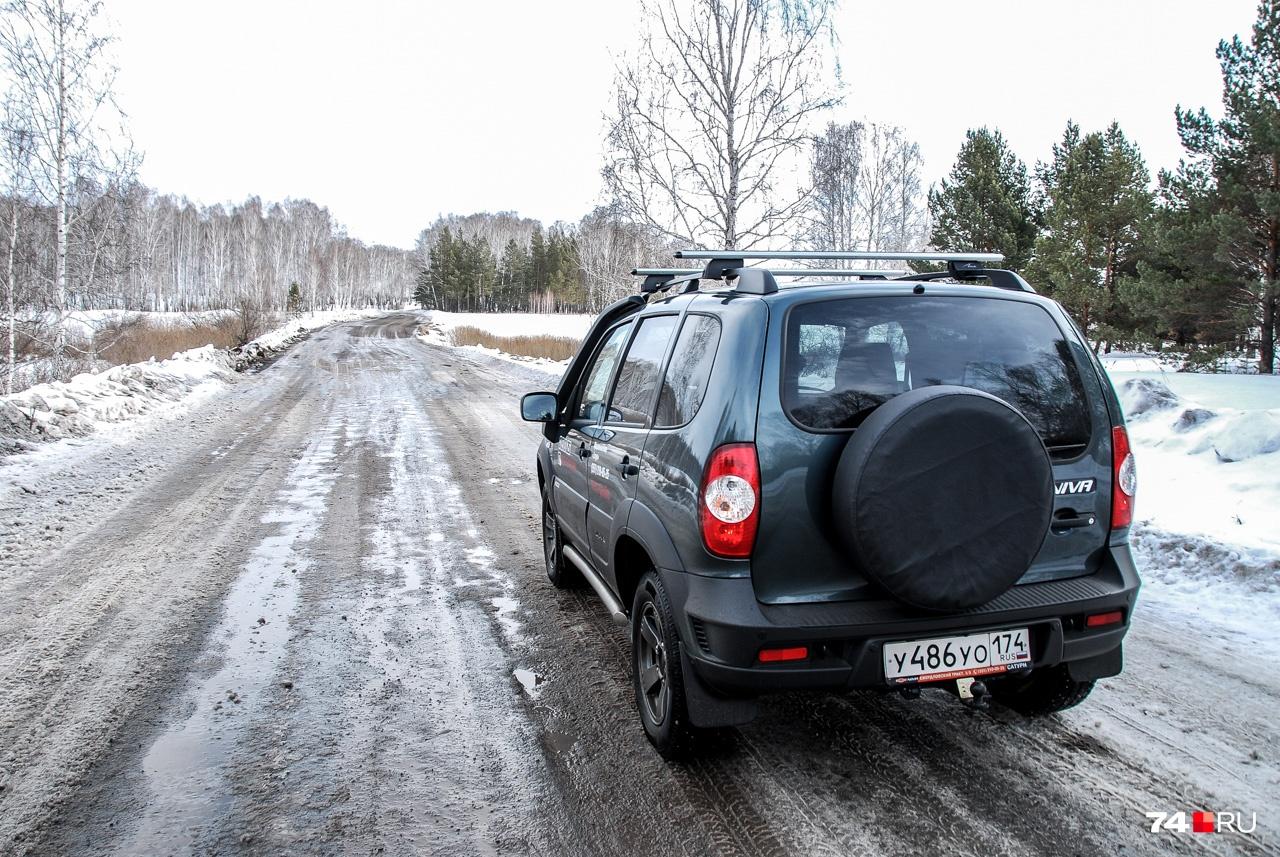 Нечувствительность к качеству дорог — один из её плюсов<br>