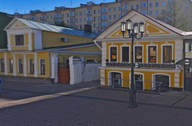 Усадьба Равкинда, где ранее располагалась бургерная Тимати, подорожала на 5 миллионов рублей