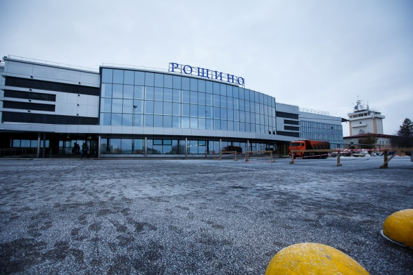 Летевшим из Москвы в Курган пассажирам придется ждать вылета в Рощино до самого вечера