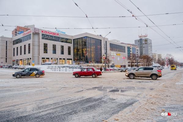Проверять будут водителей в разных районах Перми