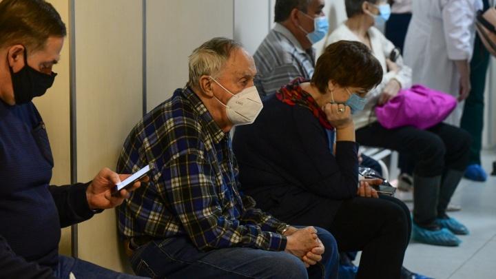 В Москве из-за роста заболеваемости коронавирусом ввели нерабочие дни