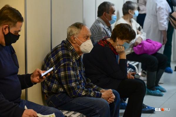 В Москве сильно повысился уровень заболеваемости