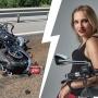 Смерть из-за эффектного кадра: как погибла на трассе девушка-байкер из Ярославля