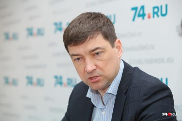В Контрольно-счетной палате пришли к выводу, что руководитель регоператора Вадим Борисов некачественно выполняет свои обязанности