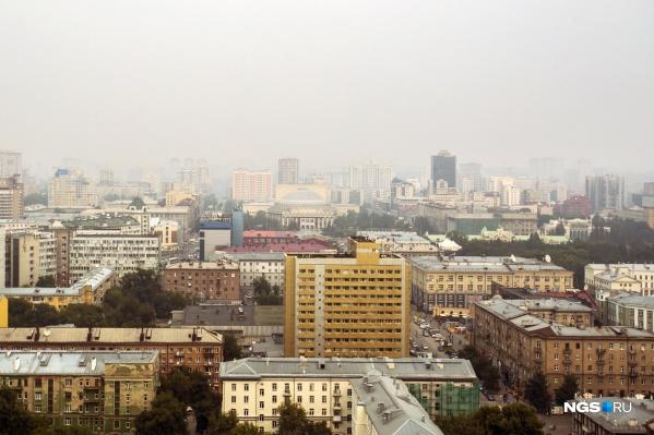 С начала 2020 года на очистку воздуха в Новокузнецке было потрачено 356 миллионов рублей