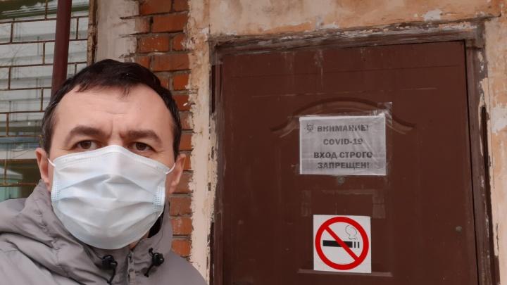 «Просто болело горло, а оказалось — пневмония». История пермяка, переболевшего COVID-19