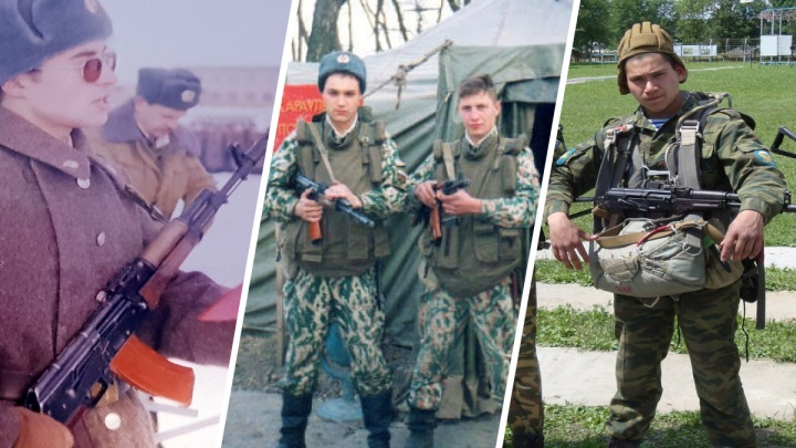 С 23 Февраля! Собираем армейские фото и байки екатеринбуржцев