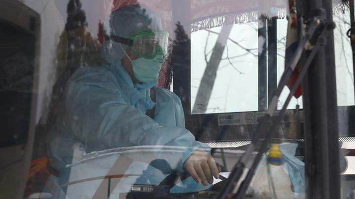 На Урале введен режим повышенной готовности из-за коронавируса