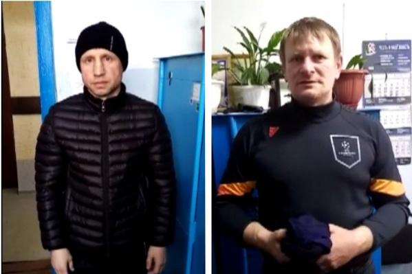 Подозреваемых задержалис помощью бойцов СОБР и поместили под домашний арест