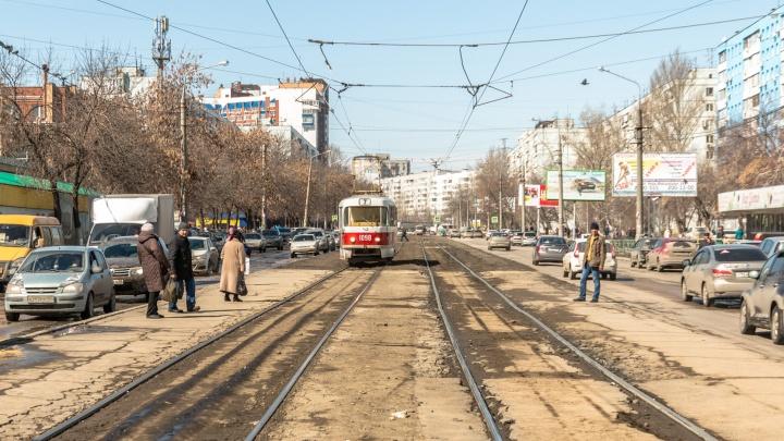 В Самаре на несколько дней перекроют улицу Ново-Вокзальную