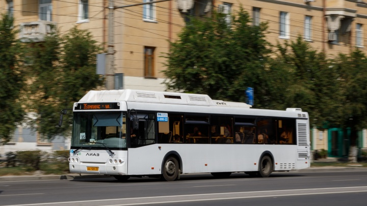 В Волгограде пассажирские перевозки сократились на 40%