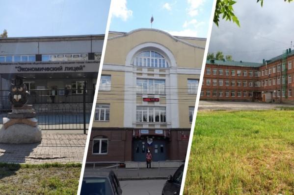 10 школ, в которых закрыли классы из-за коронавируса, находятся в Новосибирске