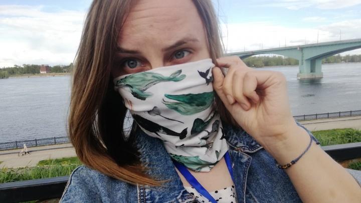 Масочный режим в Ярославской области: можно ли вместо маски носить повязанный платок, бафф или снуд