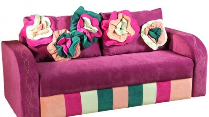 """«Если вас что-то не устраивает, вспомните, что есть диван """"Катя""""». Пермяки участвуют в флешмобе «Какой ты диван?»"""