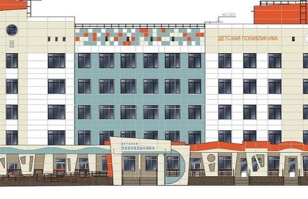Новую детскую поликлинику в Ярославле построят на этаж ниже, чем планировалось