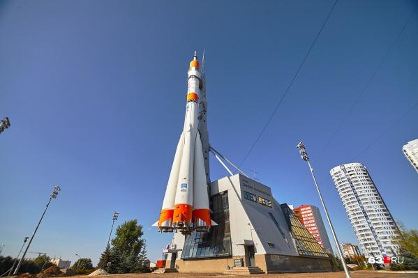Проезжая часть пройдет около музея «Самара космическая»