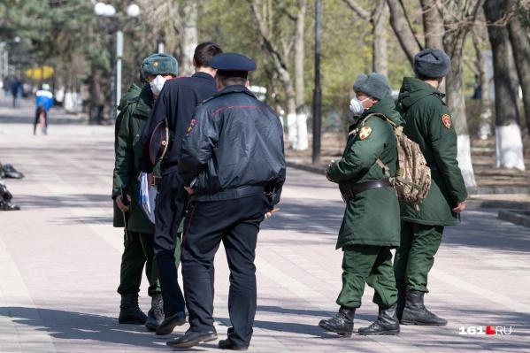 Теперь за соблюдением режима самоизоляции будут следить не только сотрудники полиции и Росгвардии