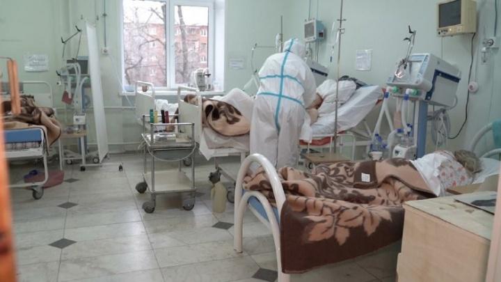 Больницу в Нефтяниках перепрофилировали под ковидный госпиталь