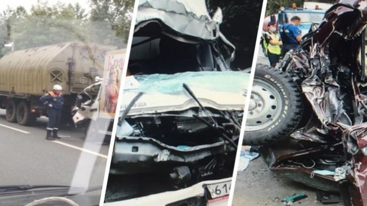 «Хотим докопаться до истины»: родственники погибшего в ДТП с военными грузовиками ищут свидетелей