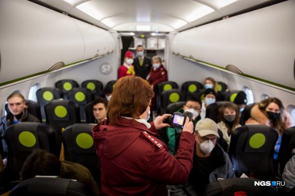 Всех прилетевших должны проверять прямо в аэропорту