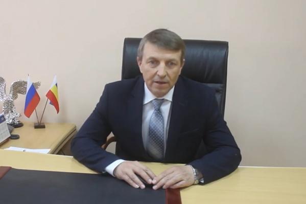 Сергей Бурлака занимает свой пост с 2017 года