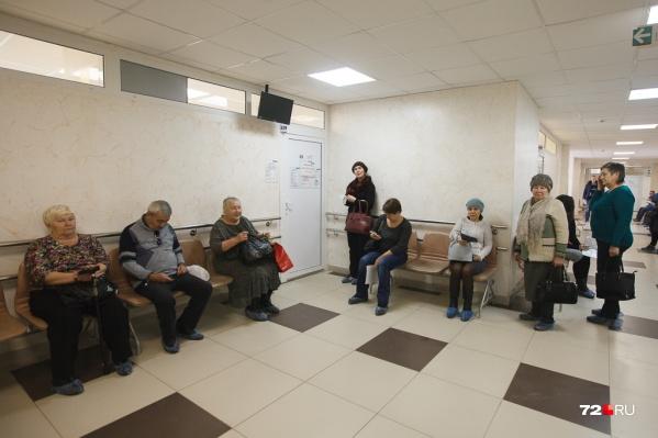 """Жители Тюменской области проболели в этом году более <nobr class=""""_"""">3 миллионов</nobr> дней"""