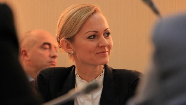«На ближайший год меняю место работы»: Ирина Чиркова объявила о своем переходе в Госдуму