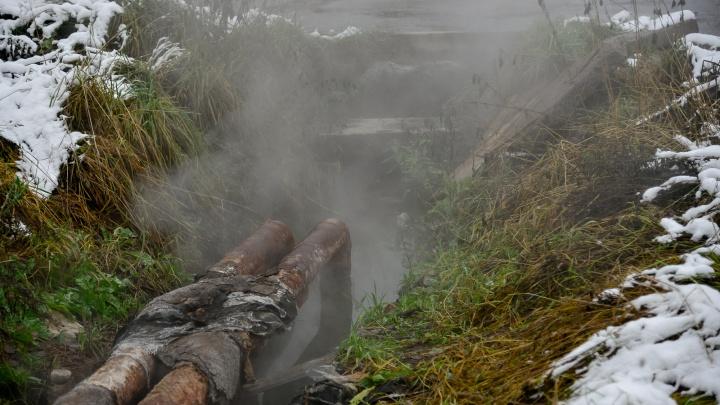 На Сульфате ввели режим повышенной готовности из-за проблем с отоплением