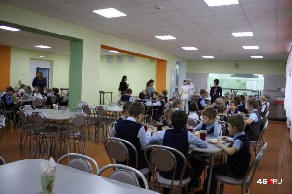 В Зауралье насчитывается более 43 тысяч учеников начальной школы