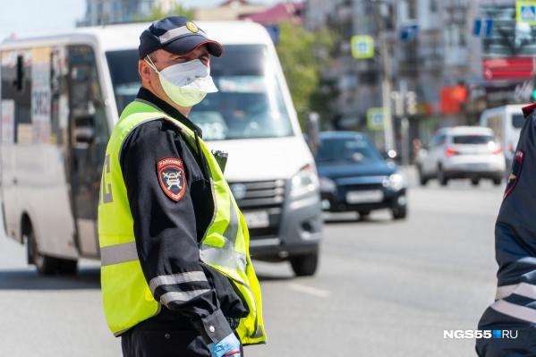 Сотрудники ДПС дежурили на выездах из города два месяца