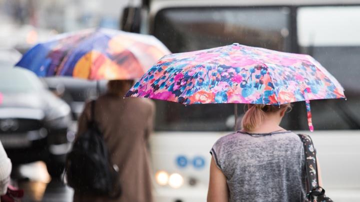 В Ростовской области обещают град и грозу. Объявили штормовое предупреждение