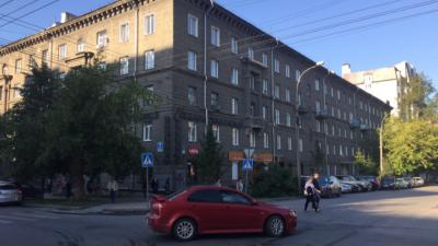Жилой дом на Советской эвакуировали из-за сообщения о минировании вуза