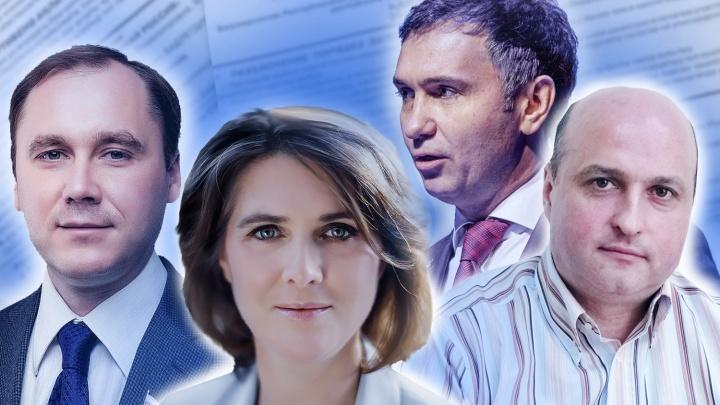 Чем владеют и сколько денег потратили на кампанию политики, победившие на выборах в Горсовет