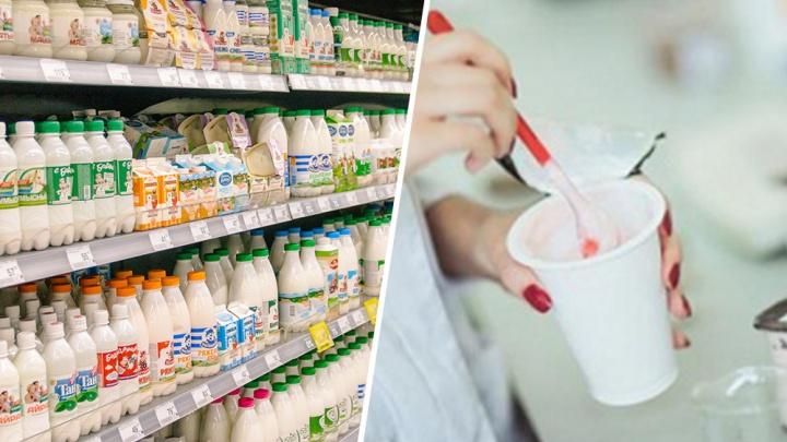 В Самарской области в йогуртах нашли антибиотики