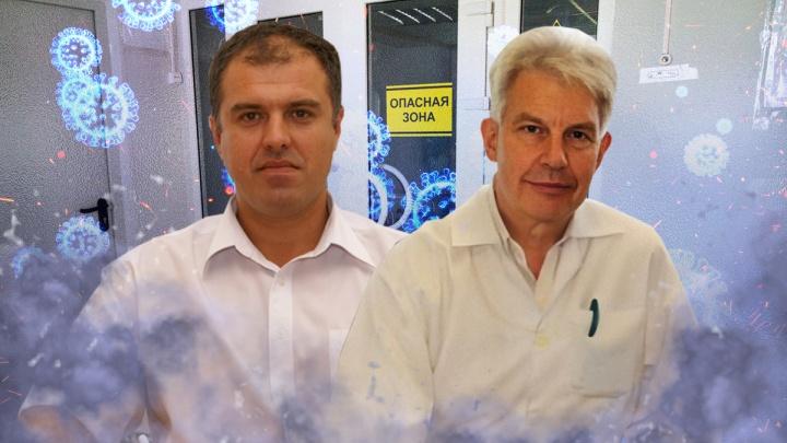 «Защищенных очень мало»: главврач ЦГБ и профессор-инфекционист — о второй волне коронавируса на Дону