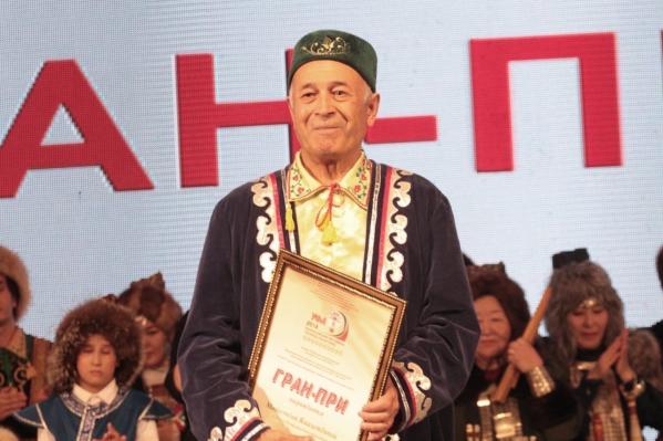 Маулиту Ямалетдину было 73 года